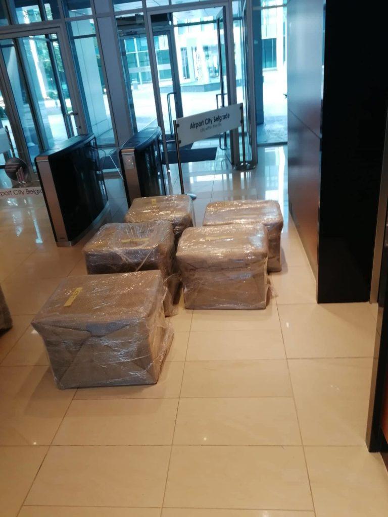 Pakovanje za selidbu Beograd