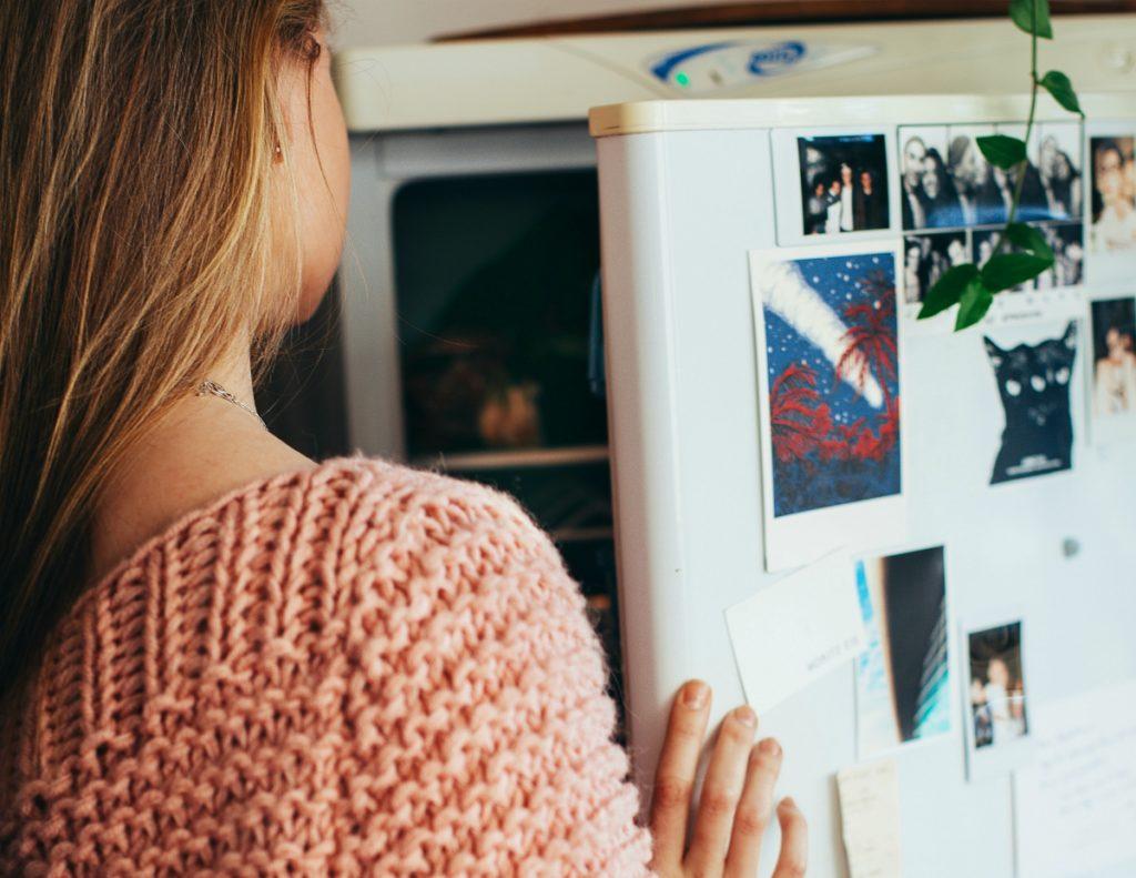 Iskoristite sve što je ostalo u frižideru