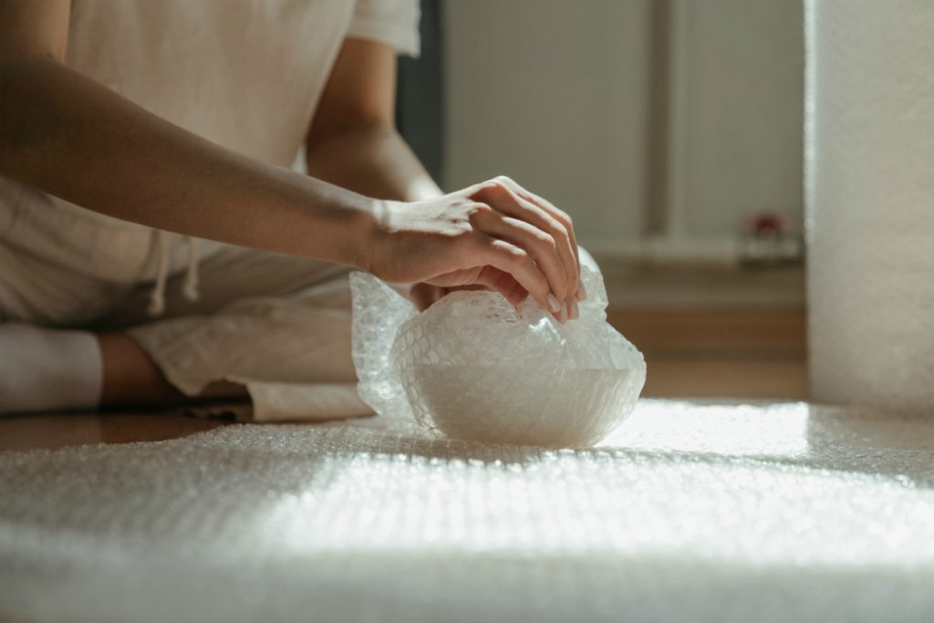 Pakovanje dragocenih i osetljivih predmeta, 4 od 12 praktičnih saveta koje će vam pomoći pri selidbi